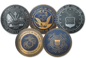 US SERVICES MEDALS
